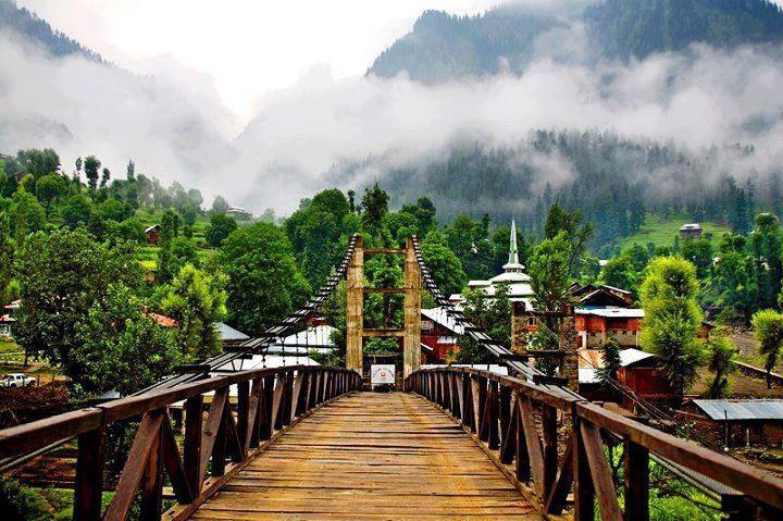 Neelum Valley is the jewel of the heaven