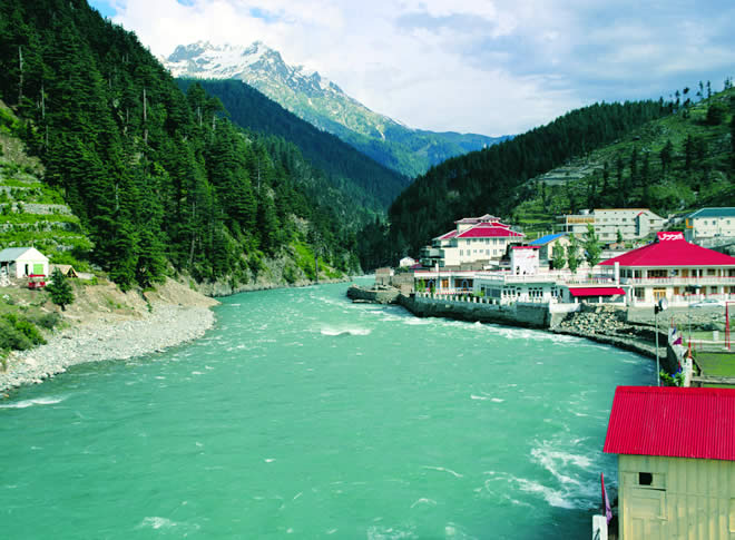 Swat, popularly known as the Switzerland of the East