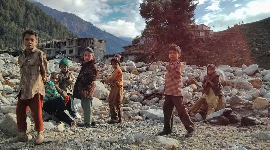 Nearly 39 percent of Pakistanis live in multidimensional poverty