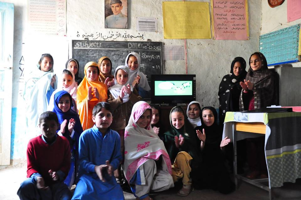 Girls' right to education is well recognized in Pakistan