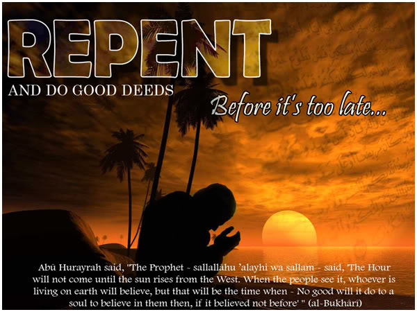 God has made it easy for us to seek and obtain His forgiveness