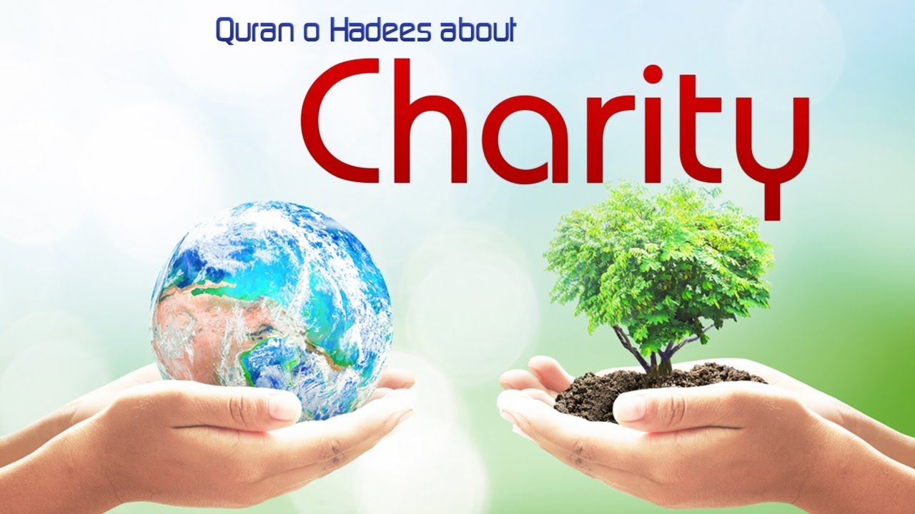 Charity Erases Our Sins